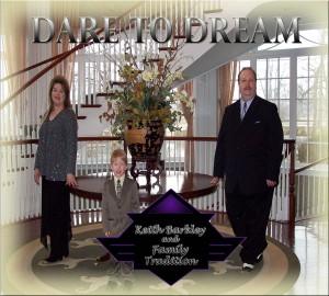 Dare To Dream Website
