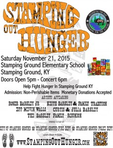 stampingouthungerposter